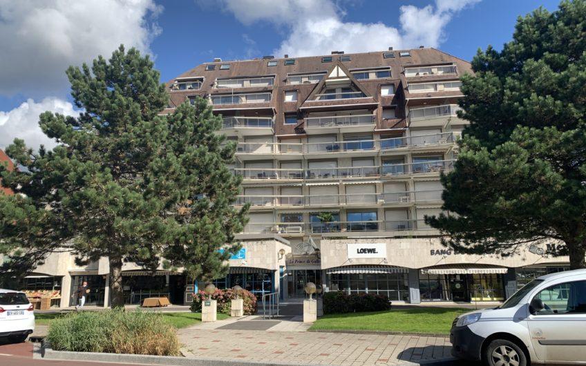 OFFRE D'ACHAT EN COURS- Viager occupé- Appartement 3 pièces 70m2- Le Touquet-Paris-Plage